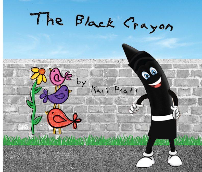 Kari Pratt Bishop   The Black Crayon