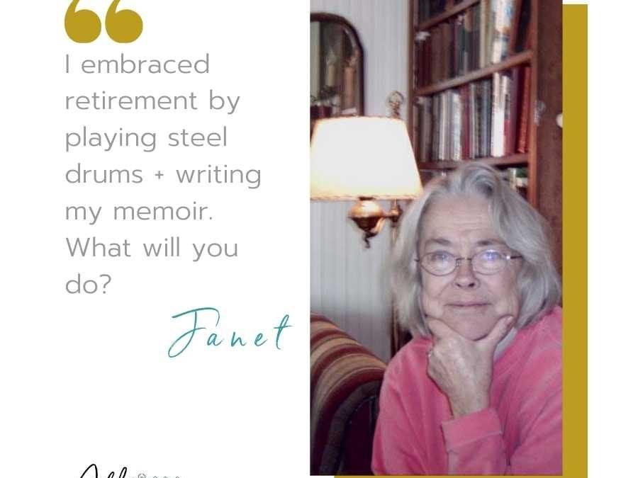 Janet Pratt 💃 Poet Author